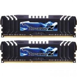 8GB DDR3 (2x4Gb) 2400 MHz G.Skill  Ripjaws Z (F3-2400C10D-8GZH)