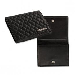 Черный кожаный кошелек для мелочи Mercedes-Benz B66037337
