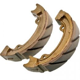 Колодки тормозные заднего колеса 10