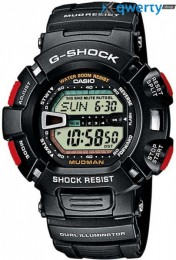 CASIO G-SHOCK G-9000-1VER