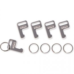 GoPro Wi-Fi Remote Attachment Keys + Rings AWFKY-001