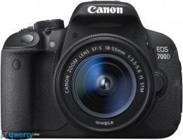 Canon EOS 700D + объектив 18-55 IS STM Официальная гарантия!!!