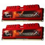 8GB DDR3 (2x4Gb) 1600 MHz G.Skill Ripjaws X (F3-12800CL9D-8GBXL)