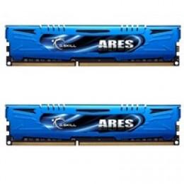 16GB DDR3 (2x8Gb) 1866 MHz G.Skill ARES LP Blue (F3-1866C10D-16GAB)