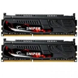 8GB DDR3 (2x4Gb) 2133 MHz G.Skill Sniper (F3-2133C10D-8GSR)