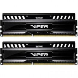 8GB DDR3 (2x4GB) 1600 MHz Patriot Viper 3 (PV38G160C9K)