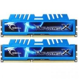 16GB DDR3 (2x8Gb) 1600 MHz G.Skill Ripjaws X (F3-1600C9D-16GXM)