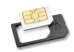 MicroSIM-SIM адаптер Cellular Line (MICROSIMADAPTER)