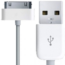 Data- кабель iPhone Dock Connector to USB (USBDOCKCIPHONE)