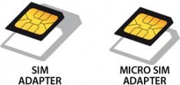 NanoSIM-MicroSIM-SIM адаптер Cellular Line (NANOSIMADAPTERPLUS)