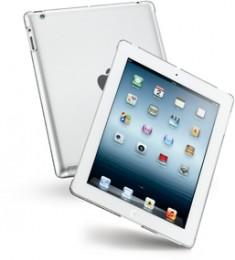 Накладка Invisible Case+пленка iPad3 прозрач. (INVISIBLECIPAD3)