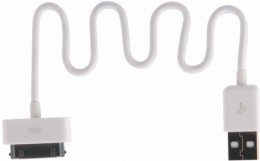 Дата кабель Cellular Line for iPhone 3G/4/4S (FLEXICIPHONE)