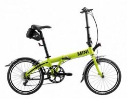 Складной велосипед Mini Folding Bike Lime 80 91 2 298 370