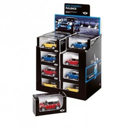 Набор инерционных Mini Cooper S 80 45 0 433 007