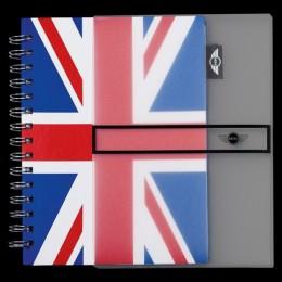 Записная книжка Mini Union Jack Notebook 80 57 0 443 315