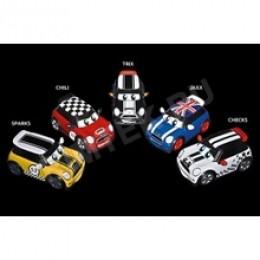 Игрушечные машинки Mini Go Crew-Zers 80 45 2 336 807