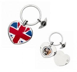Брелок Mini Heart Key Ring 80 23 2 213 348