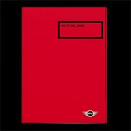 Записная книжка NOTE ME 80 57 0 444 534