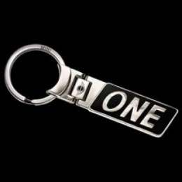 Брелок Mini One Key Ring 80 27 2 327 676
