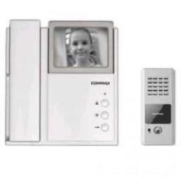 Видеодомофон Commax 4HPN + Вызывная панель Commax 4BPN2