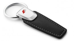 Брелок Audi S line Leather key ring 3181100400