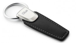 Брелок кожанный Audi Q5 leather key ring 3181000800