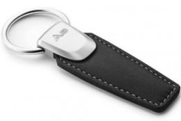 Брелок кожанный Audi A8 leather key ring 3181000700