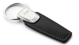 Брелок кожанный Audi A6 leather key ring 3181000600