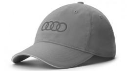 Бейсболка Audi Baseball cap silver 3130707710