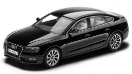 Модель Audi A5 Sportback, Phantom black, 2013, Scale 1 43 5011105023