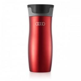 Термокружка Audi Thermo mug, red, 2013 3291200100
