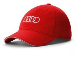 Бейсболка Audi Baseball cap red 3130707720