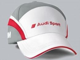 Бейсболка Audi A4 DTM серая 3131101700