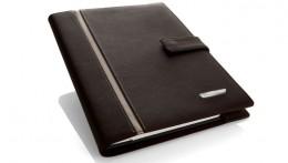 Футляр с блокнотом Audi exclusive note book sleeve 2012 3141102200