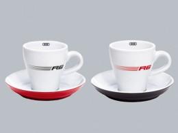 Чашки Audi R8 Espresso cups 3291100700