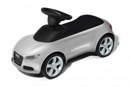 Детский автомобиль Audi Junior quattro, silver, 2013 3201200110