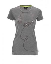 Женская футболка Mini Ladies Headphones T-Shirt 80 14 2 294 671