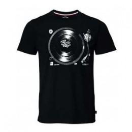 Мужская футболка Mini Men's Turntable T-Shirt, Black 80 14 2 208 819