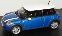 Модель автомобиля Mini Cooper S (R56) Laser Blue 80 42 0 410 395