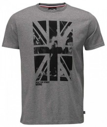 Мужская футболка Mini Men's Grey Jack T-Shirt 80 14 2 208 813