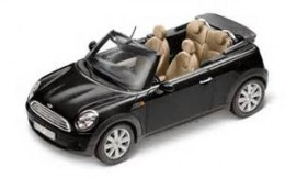 Модель автомобиля Mini Cooper Cabrio R57 Midnight Black 80 43 2 148 811