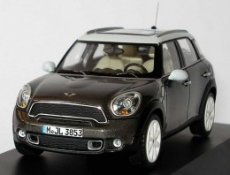 Модель автомобиля Mini Cooper S Countryman Royal Grey 80 42 2 162 264