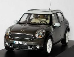 Модель автомобиля Mini Cooper S Countryman Royal Grey 80 42 2 162 264