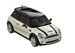 Модель автомобиля Mini Cooper S (R56) Pepper White 80 42 0 410 396