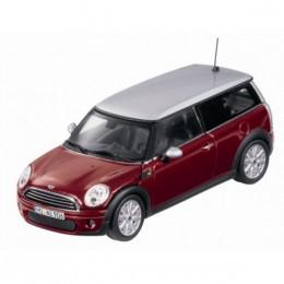 Модель автомобиля Mini Cooper Clubman Nightfire Red 1:18 80 43 0 421 047