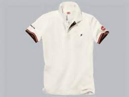 Мужская рубашка-поло Audi Men's Heritage polo shirt 2012 3131104303