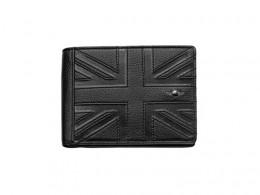 Кожаный кошелек Mini Black Jack Wallet 80 21 2 183 868