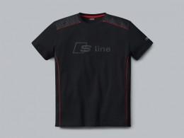 Мужская футболка Audi S line Men's T-shirt 2012 3131102703