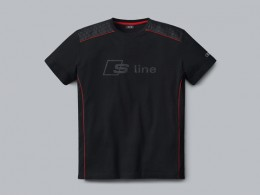 Мужская футболка Audi S line Men's T-shirt 2012 3131102704