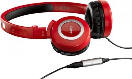 AKG K430 Red